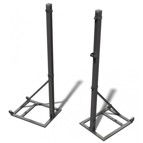 steel-volleyball-posts-with-framework
