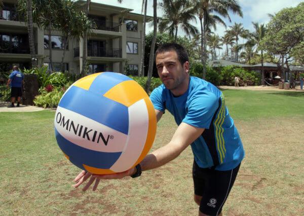 kinball volleyball